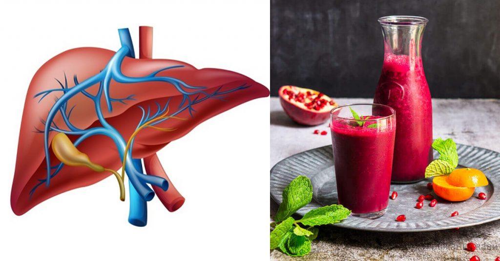 Очищення печінки і нирок: 2 домашніх рецепта для 100% результату!