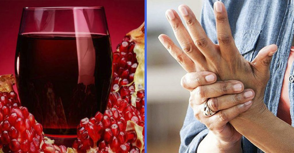 Які соки слід пити для зняття болю і запалення при артриті
