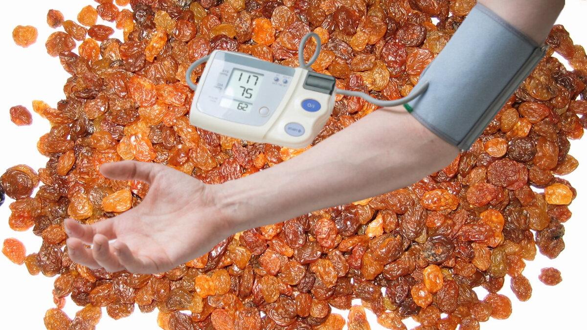 5 продуктів, які корисні при високому кров'яному тиску!