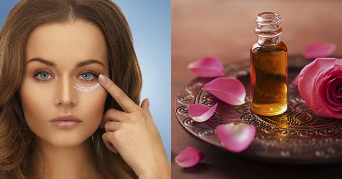 Ефірні олії, які допоможуть позбутися від мімічних зморшок під очима. Їх повинна знати кожна жінка