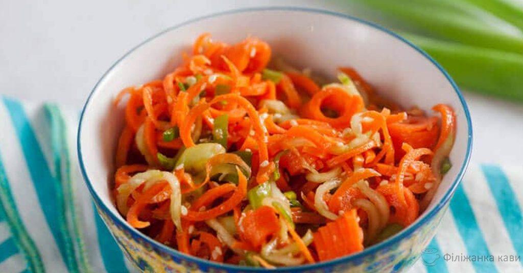 Ваш організм буде спалювати калорії максимально швидко, завдяки цьому салату! рецепт