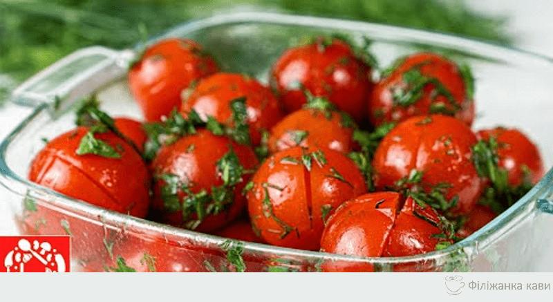 Чарівна ЗАКУСКА з помідорів! Готуватимете все літо!