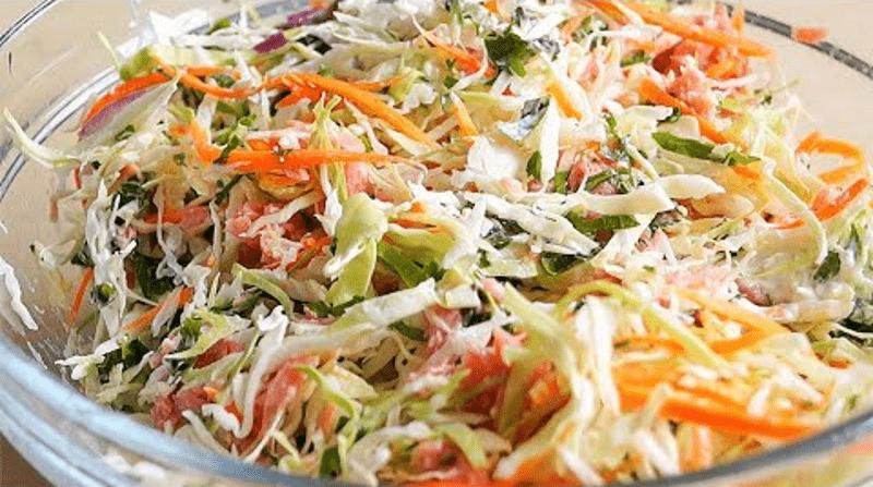 Готова їсти цей САЛАТ Кожен День! До чого ж він простий, але смачний! Салат за 10 хвилин!