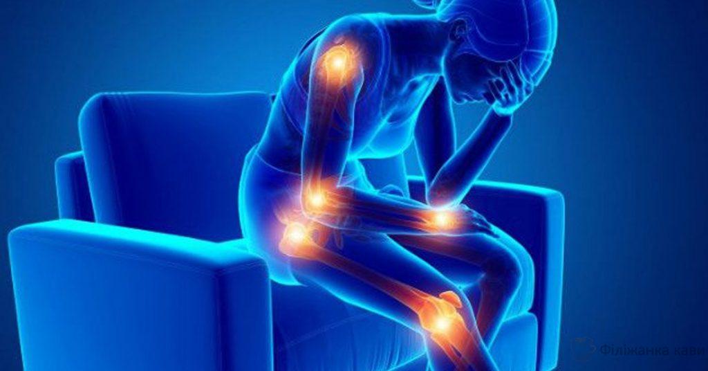 3 натуральних засоби проти болю і запалення суглобів: корисно і ефективно!
