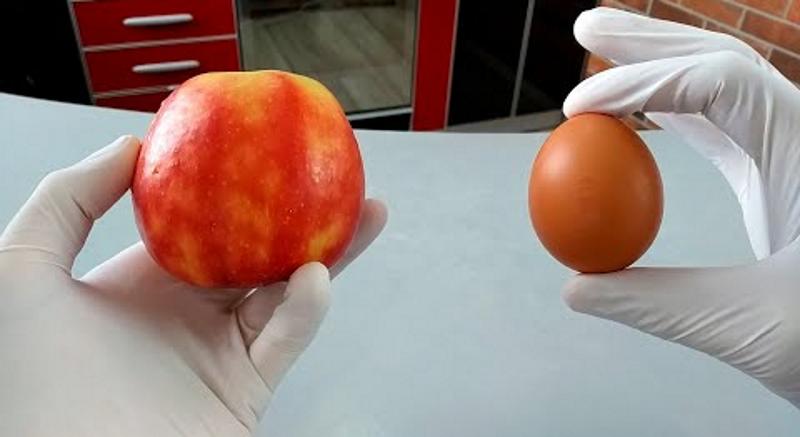 Якщо у вас є яблука, тоді вам треба приготувати цей рецепт