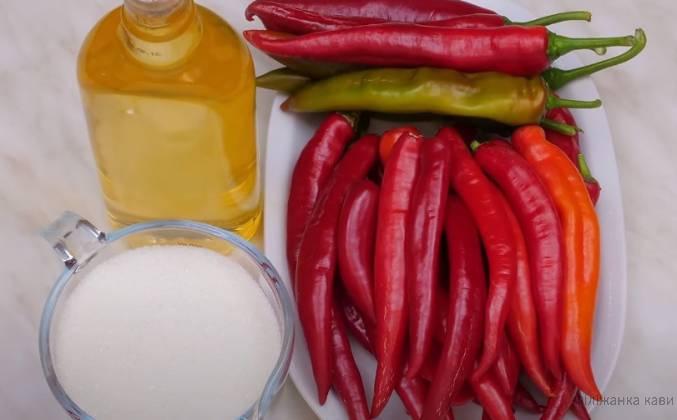 Перець гострий маринований на зиму цілком рецепт з фото крок за кроком. Мій улюблений рецепт
