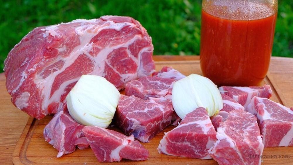 Смачний шашлик: маринад для шашлику з томатного соку