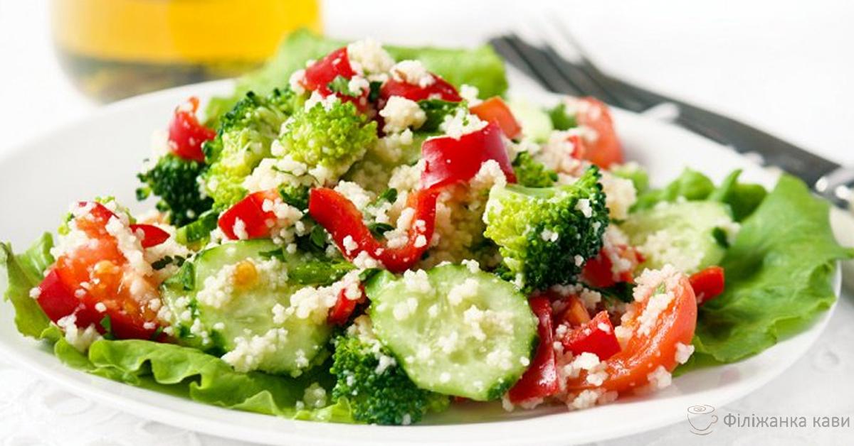 Ідеальний салат для спалювання жиру, особливо на животі: 3 рецепта!