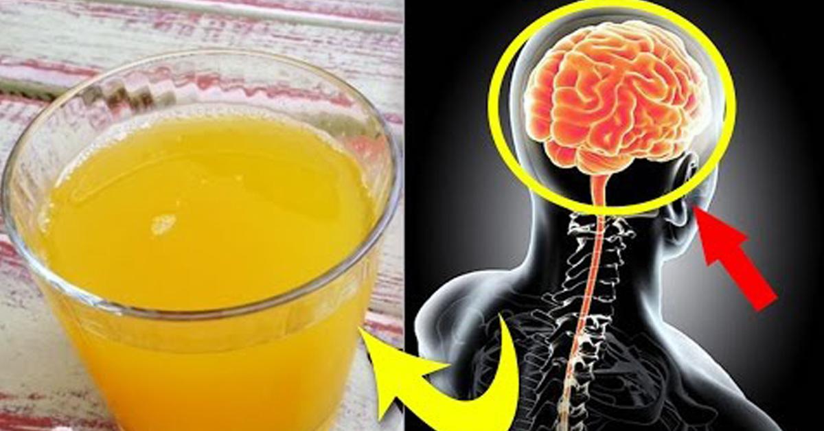Ось що відбувається з вашим мозком і печінкою при вживанні цього напою!