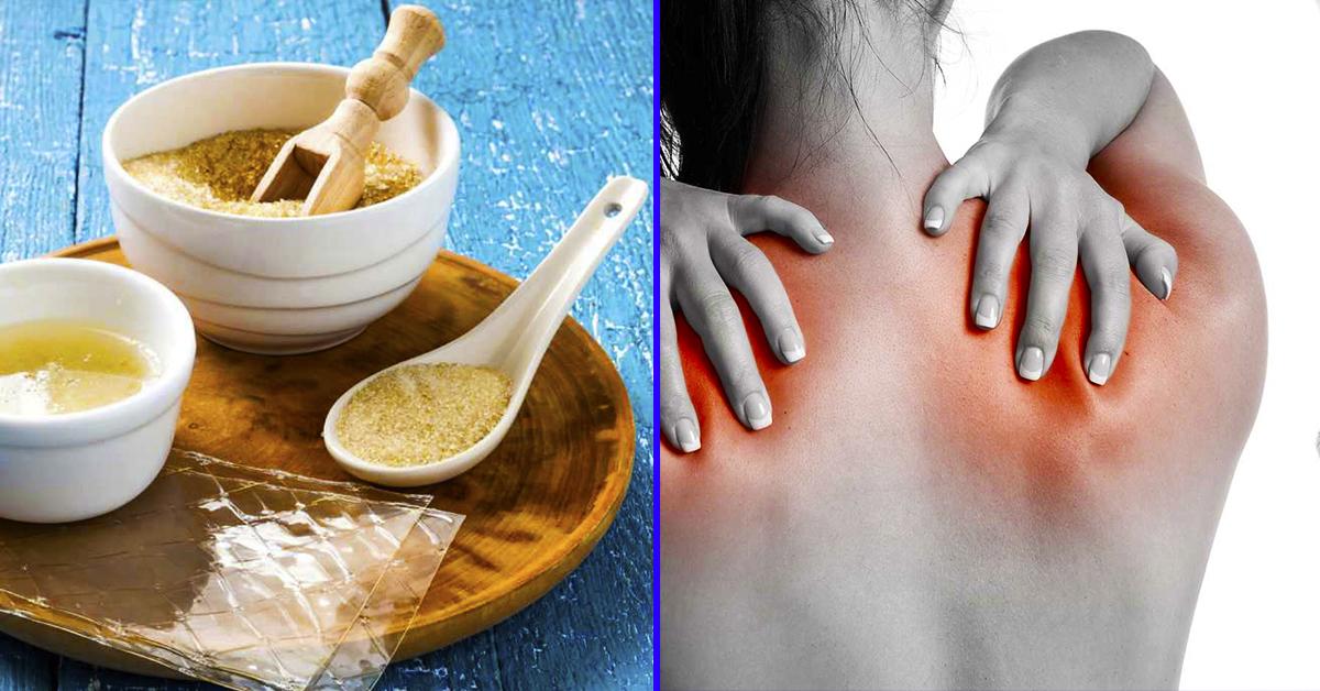 Цей інгредієнт здатний знизити біль при остеоартриті. І навіть омолодити суглоби, доведено!