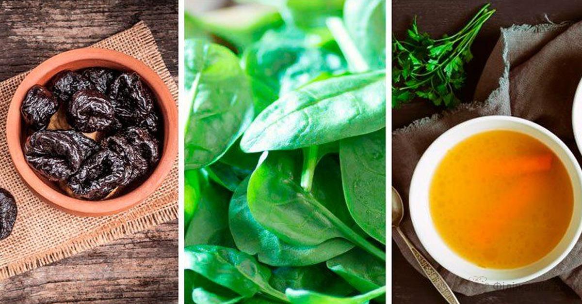 6 продуктів зміцнять кістки, суглоби, хрящі і позбавлять від остеопорозу і артриту!