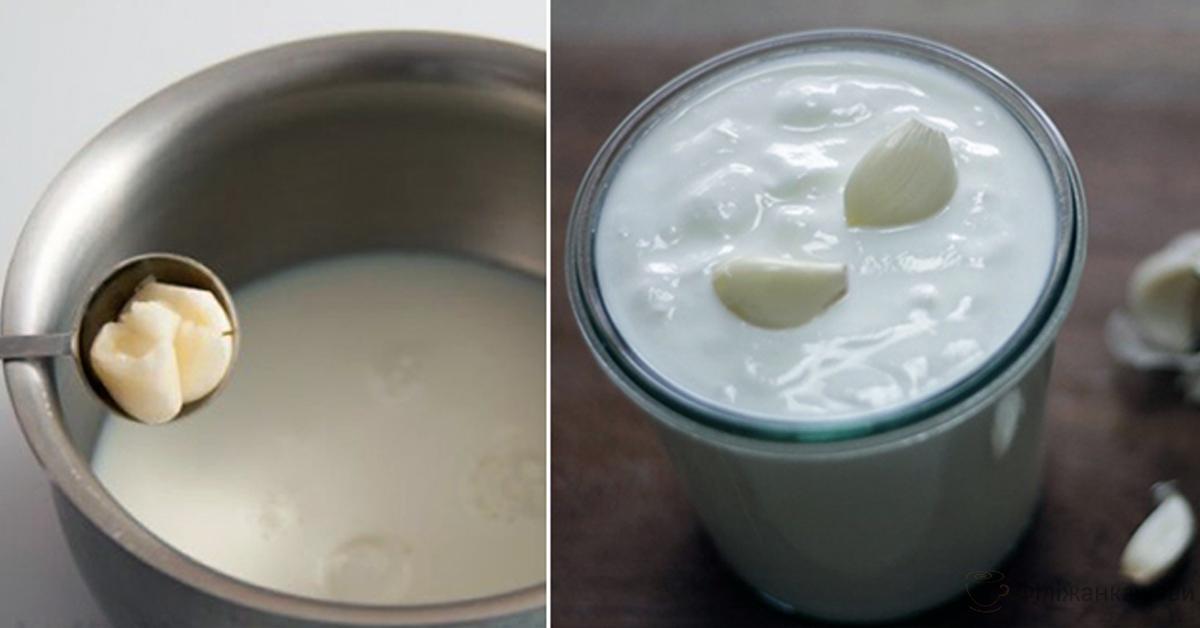 Часникове молоко - це природний спосіб позбутися від радикуліту і болів в спині! Перевірено