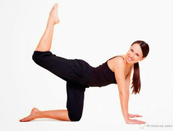 5 вправ на 5-7 хвилин для ідеально струнких сідниць, ніг і преса!