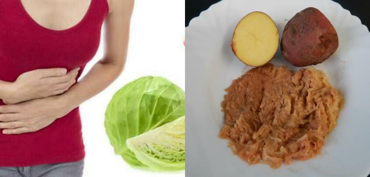 Виразки шлунка, гастрит, кислотний рН: продукти для швидкого усунення. Відео рецепти