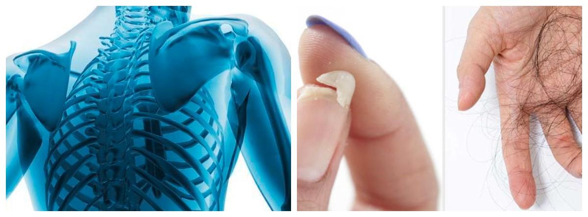 Ці симптоми попереджають нас про нестачу кальцію в кістках! (Відео)