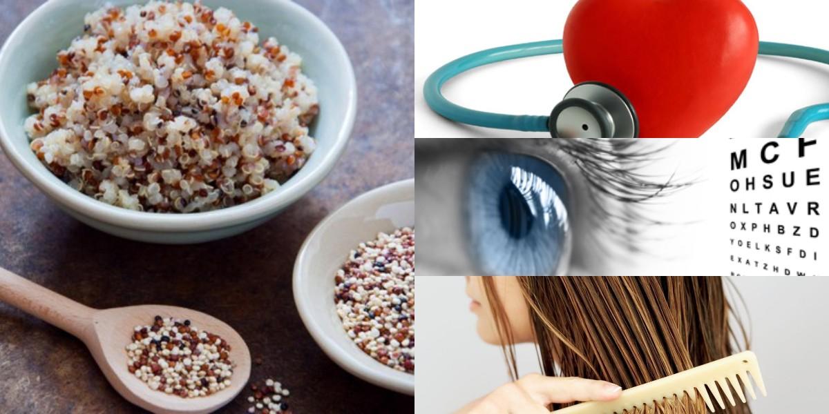 Ці прості насіння справжній скарб для серця, судин, крові, очей і волосся!