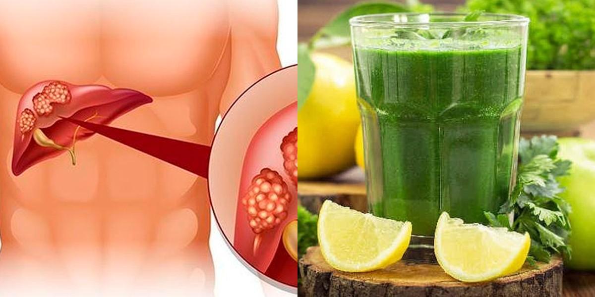 Цей напій очищає, відновлює клітини печінки всього за 3 дні! Ефективність доведена