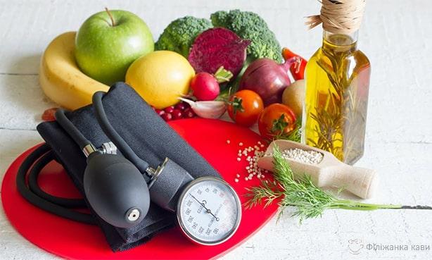 ТОП 5 продуктів для боротьби з гіпертонією! Тиск буде в нормі