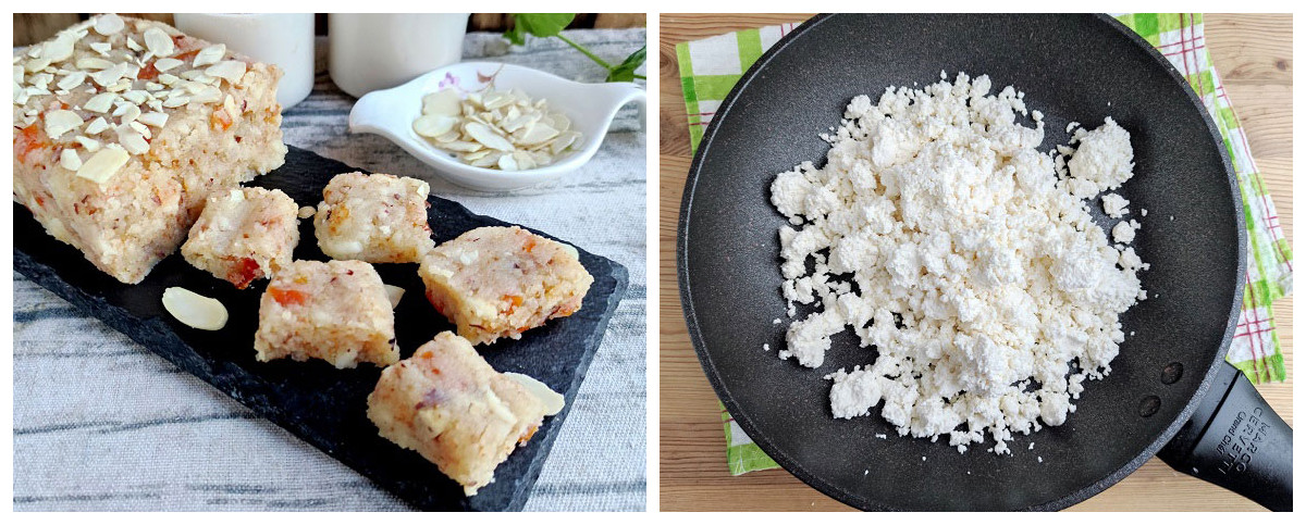 Смажений сир (десерт): рецепт з фото крок за кроком